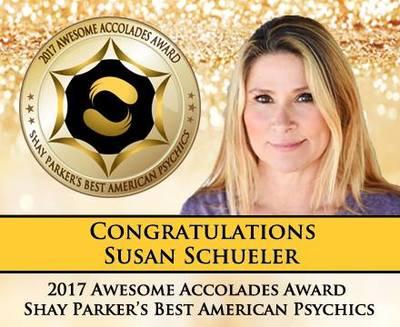 Susan Schueler Shay Parker