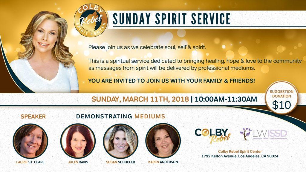 Sunday Spirit