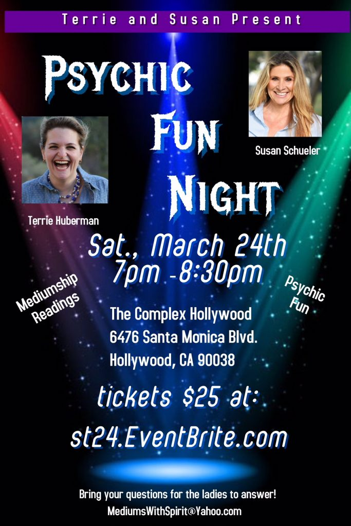 Psychic Fun Night